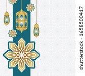 Arabic Islamic Lantern For...