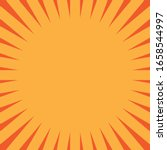 sun sunburst texture vintage... | Shutterstock .eps vector #1658544997