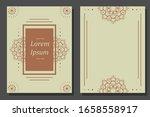 a set of vertical illustrations ... | Shutterstock .eps vector #1658558917