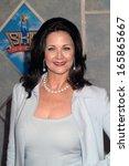 Small photo of Lynda Carter at SKY HIGH Premiere, El Capitan Theatre, Los Angeles, CA, July 24, 2005