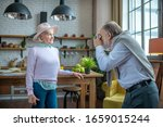 Home Photoset. An Elderly Man...