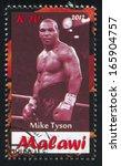 Malawi   Circa 2012  Stamp...