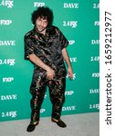 """Small photo of Los Angeles, CA - Feb 27, 2020: Benny Blanco attends the premiere of FXX's """"Dave"""" at Directors Guild Of America"""