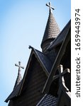 Details Of Dragon And Cross In...