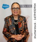 Small photo of New York, NY - February 28, 2020: Gail Lumet Buckley attends The Lena Horne Prize for Artists Creating Social Impact inaugural celebration at The Town Hall