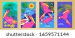 designs templates of summer...   Shutterstock .eps vector #1659571144