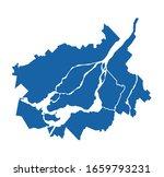 outline blue map of greater...   Shutterstock .eps vector #1659793231