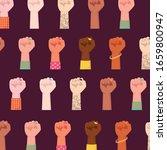 happy international women's day.... | Shutterstock .eps vector #1659800947