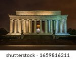 The Lincoln Memorial In...