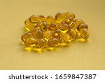 Vitamin D In Yellow Jelly...