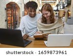 young students professionals...   Shutterstock . vector #1659873961