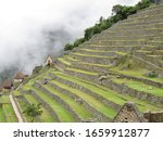 Ruins Of The Inca City Of Mach...
