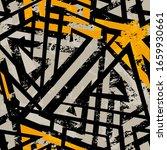 urban geometric seamless...   Shutterstock . vector #1659930661