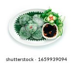 Chinese Steamed Chives...