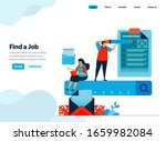 website design of looking for...