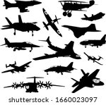 military and civil vector...   Shutterstock .eps vector #1660023097