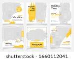 social media post template for... | Shutterstock .eps vector #1660112041