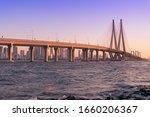 The Bandra Worli Sea Link ...
