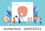 research scientist. science... | Shutterstock .eps vector #1660232221