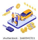 online sale insurance rental... | Shutterstock .eps vector #1660341511