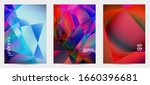 abstract irregular polygonal...   Shutterstock .eps vector #1660396681