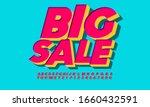 vector bright sign big extra...   Shutterstock .eps vector #1660432591