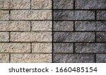 Light Grey Clay Brick And...