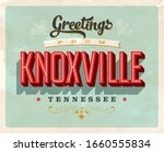 vintage touristic greeting card ... | Shutterstock .eps vector #1660555834
