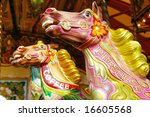 Traditional Carousel Horses ...