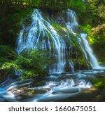Panther Creek Falls  Washington ...