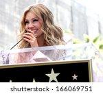los angeles   dec 5   thalia at ... | Shutterstock . vector #166069751