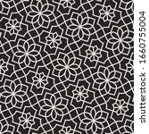 pattern with vintage abstract... | Shutterstock .eps vector #1660755004