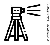 topography geodetic tool icon... | Shutterstock .eps vector #1660859044