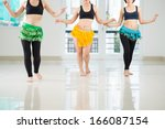 Belly Dancers Shaking Their...