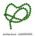 String Of Round Beads From...