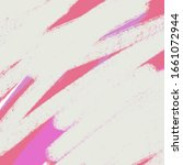 abstract white and pink pastel... | Shutterstock . vector #1661072944