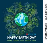 April 22  Happy Earth Day...