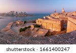 Sliema And Old Town Of Valletta ...