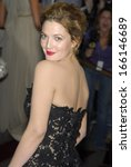 Small photo of Drew Barrymore, in Oscar de la Renta, at AngloMania Tradition and Transgression in British Fashion Opening Gala, The Metropolitan Museum of Art, New York, May 01, 2006