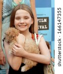 Small photo of Abigail Breslin, Kili at LITTLE MISS SUNSHINE Premiere at Los Angeles Film Festival Closing Night, Wadsworth Theater in Brentwood, Los Angeles, CA, July 02, 2006