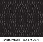 seamless pattern with oblique... | Shutterstock .eps vector #1661759071