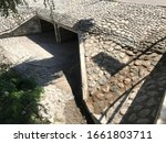 Concrete Box Culvert With Two...