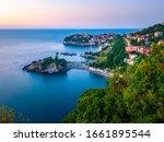 Amazing landspace view of Kapuz , Zonguldak in Black Sea region of Turkey,