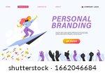 personal brand design concept...