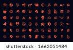 huge set logo collection...   Shutterstock .eps vector #1662051484