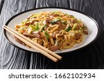Spicy Shanghai Egg Noodles With ...