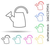 watering can multi color style...