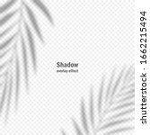 vector shadow overlay effect.... | Shutterstock .eps vector #1662215494