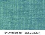 blue fabric texture | Shutterstock . vector #166228334