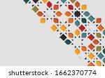 arabic arabesque design...   Shutterstock .eps vector #1662370774